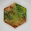 """Thumbnail: Spooky Pre-Made 1.5"""" Hexagon 6"""