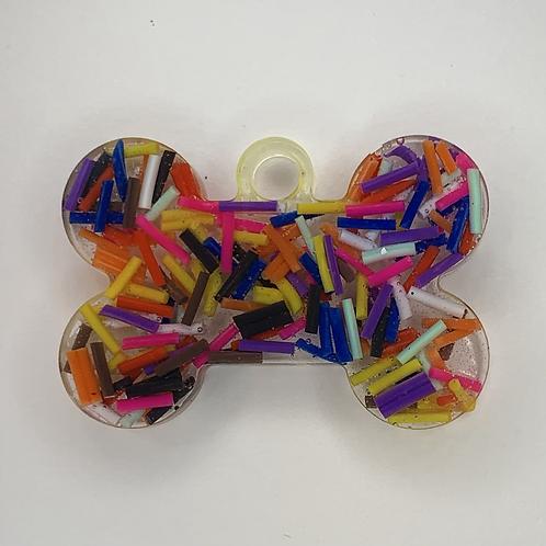 Pre-Made Bone - Sprinkles