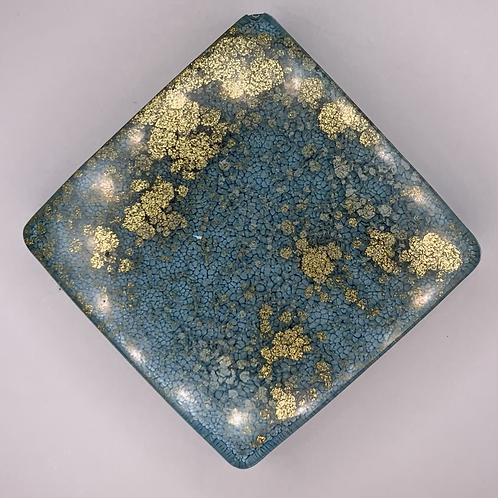 "Pre-Made 1.5"" Square/Diamond - Gold"