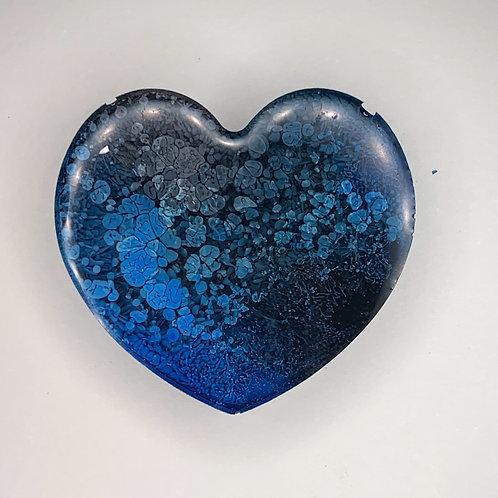 "Pre-Made 1.3"" Heart 3"
