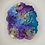 """Thumbnail: Pre-Made 1.5"""" Geode Tag -Gold"""