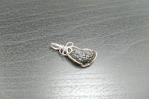 Moldavite 捷克隕石吊咀 ( 1 ) ( 已售 / Sold )