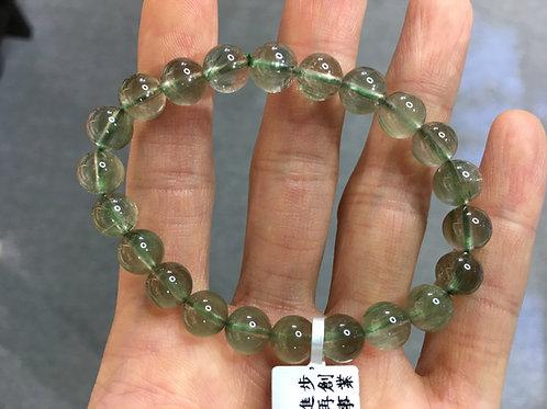 Green Rutilated Quartz 綠髮晶 8mm
