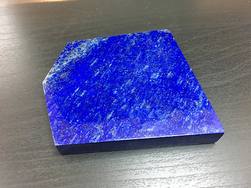 Lapis Lazuli Ornament 青金紙鎮 ( 已售 / Sold )