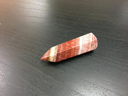 Rhodochrosite ( China ) 中國紅紋柱 ( 已售 / Sold )