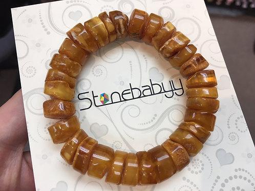 Amber ( Irregular ) 琥珀 ( 圓餅不定形 ) ( 已售 / Sold )