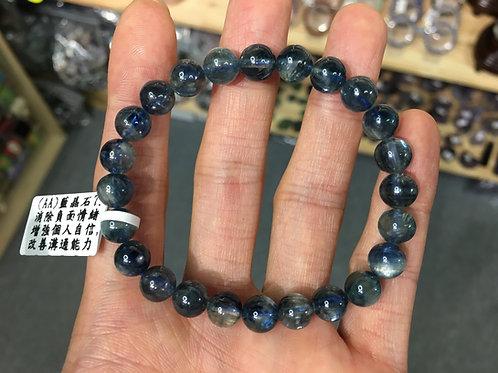Kyanite 藍晶石 7.5mm ( AA )