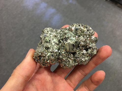 Pyrite Rough 黃鐵礦原石 ( 9 )