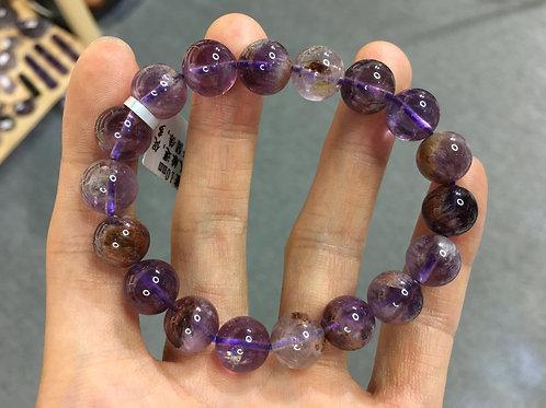 Phantom Quartz ( Purple ) 紫幽靈 10mm