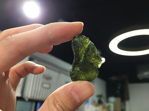 Moldavite  捷克隕石 ( 2 ) ( 已售 / Sold )