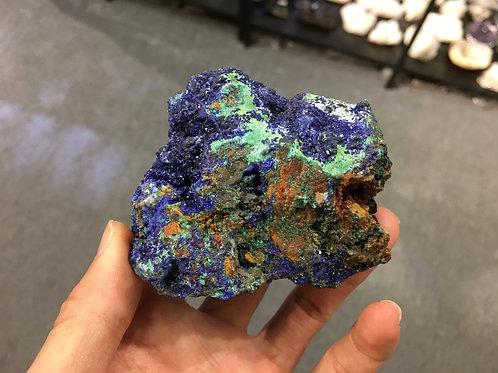 Azurite Rough 藍銅礦原石 ( 已售 / Sold )