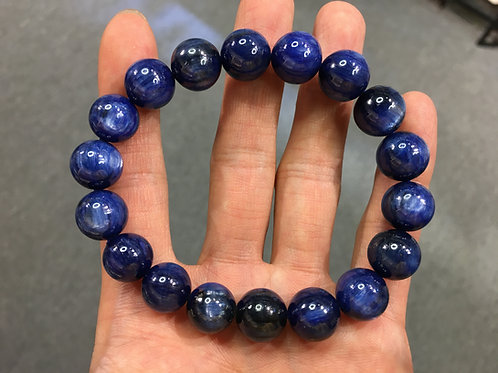 Kyanite 藍晶石 12mm ( 1 )