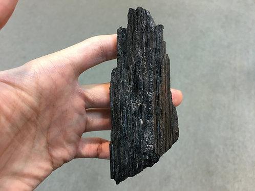 Black Tourmaline Pole 黑碧璽原石柱 ( 1 )