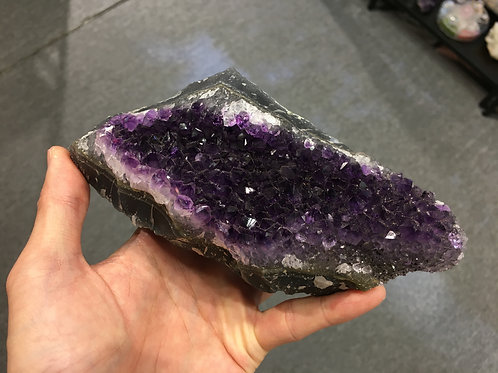 Amethyst Cluster 紫晶簇