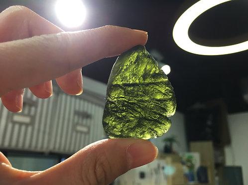 Moldavite  捷克隕石 ( 3 )