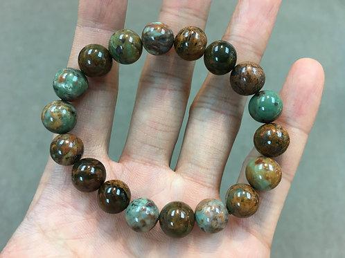Turquoise 松石 10mm ( 已售 / Sold )