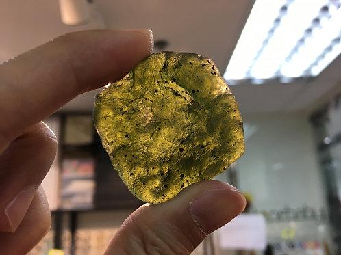 Moldavite 捷克隕石 ( 已售 / Sold )