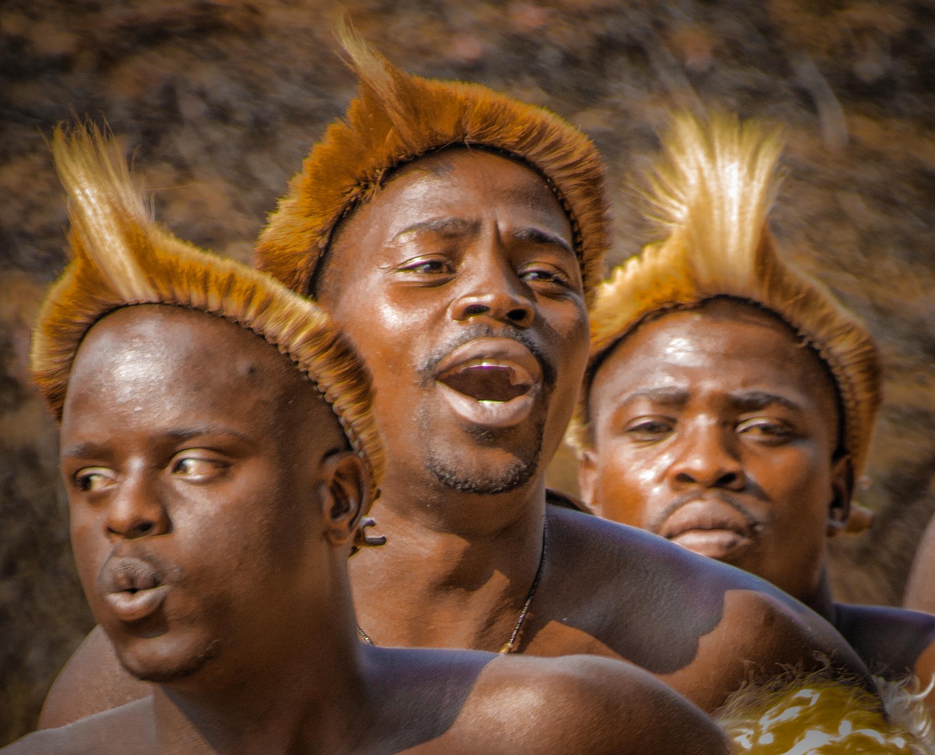 Zulu Trio