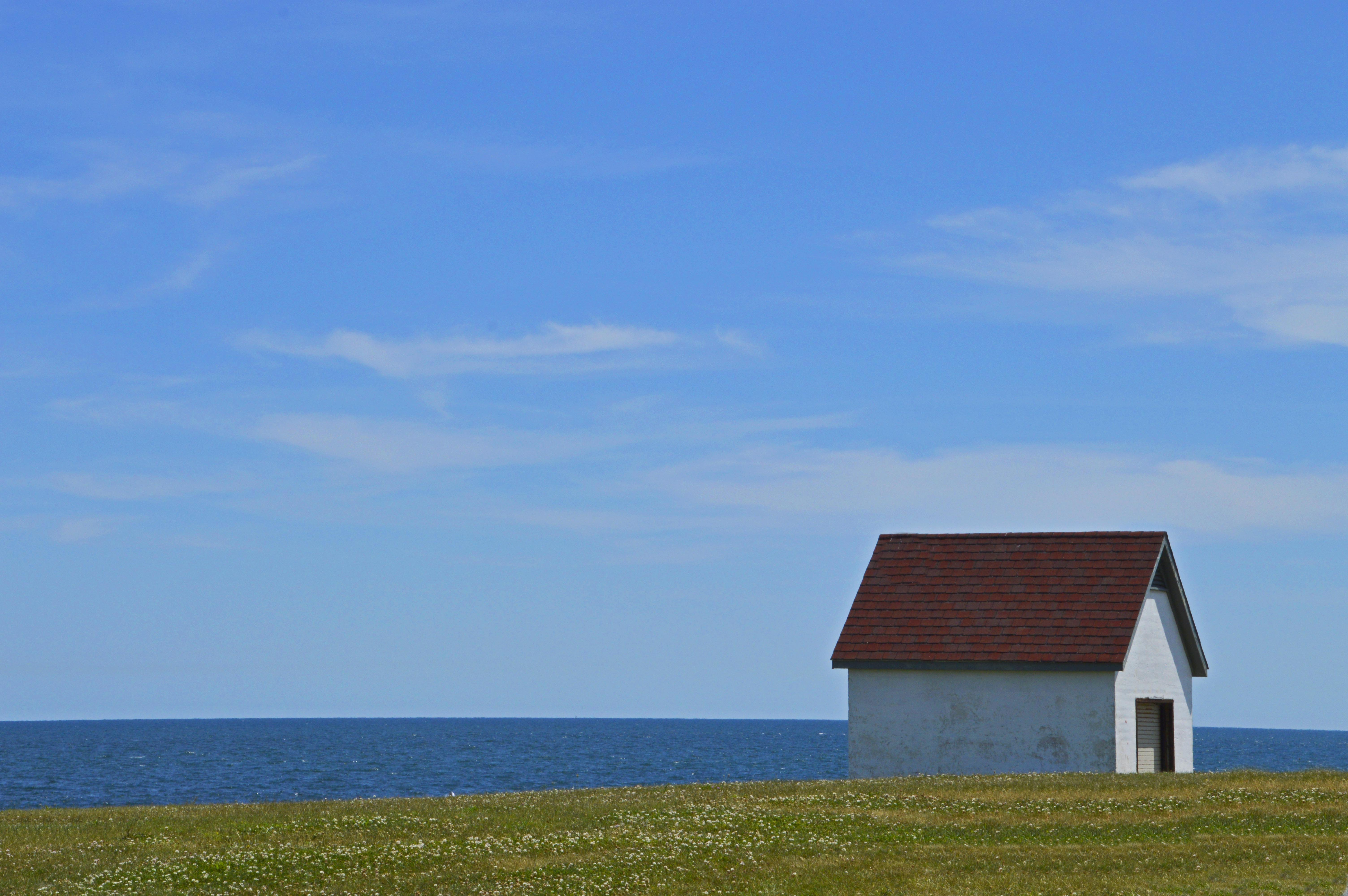 Oil Shed, Point Judith
