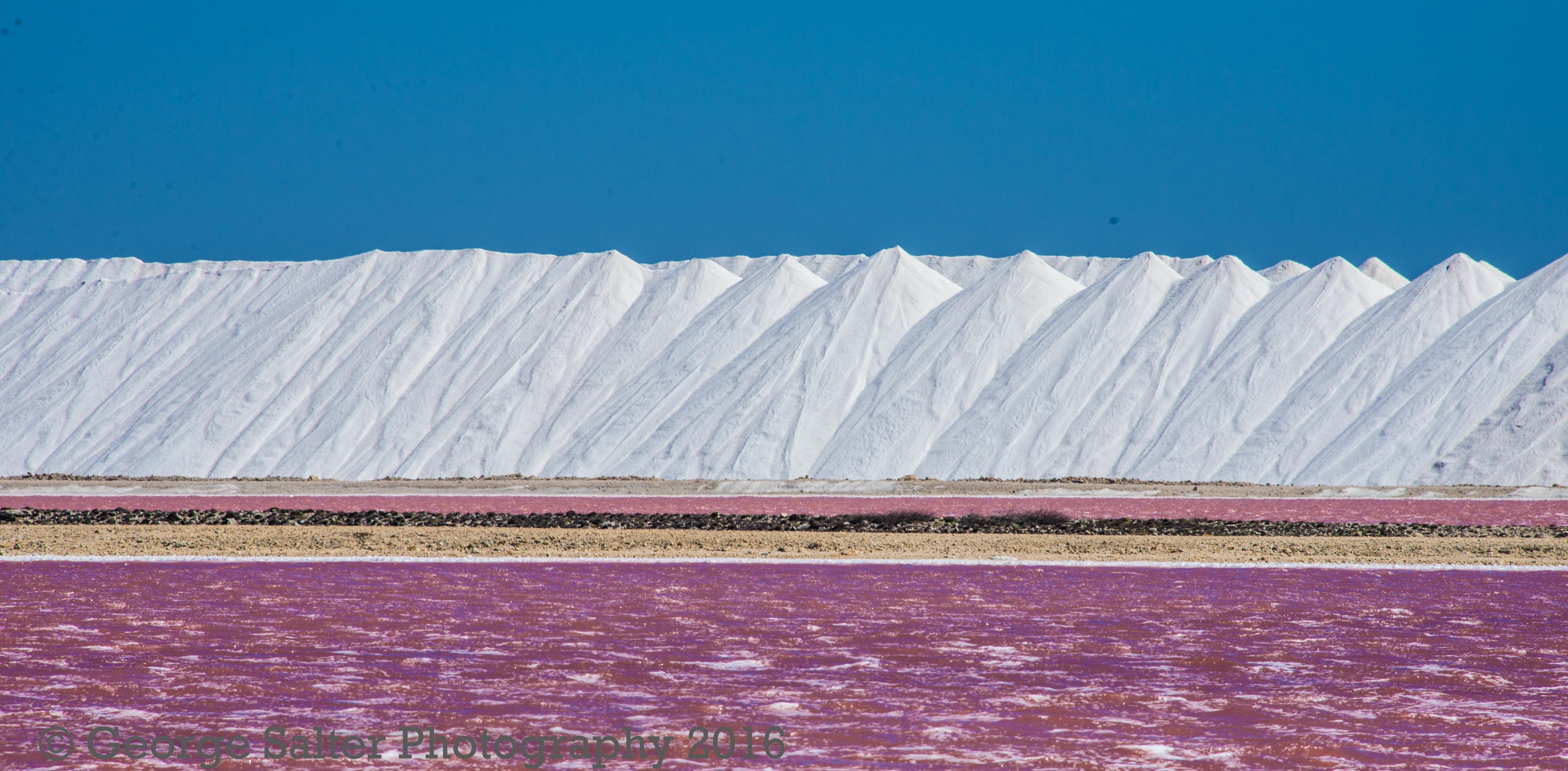 Salt Mountains
