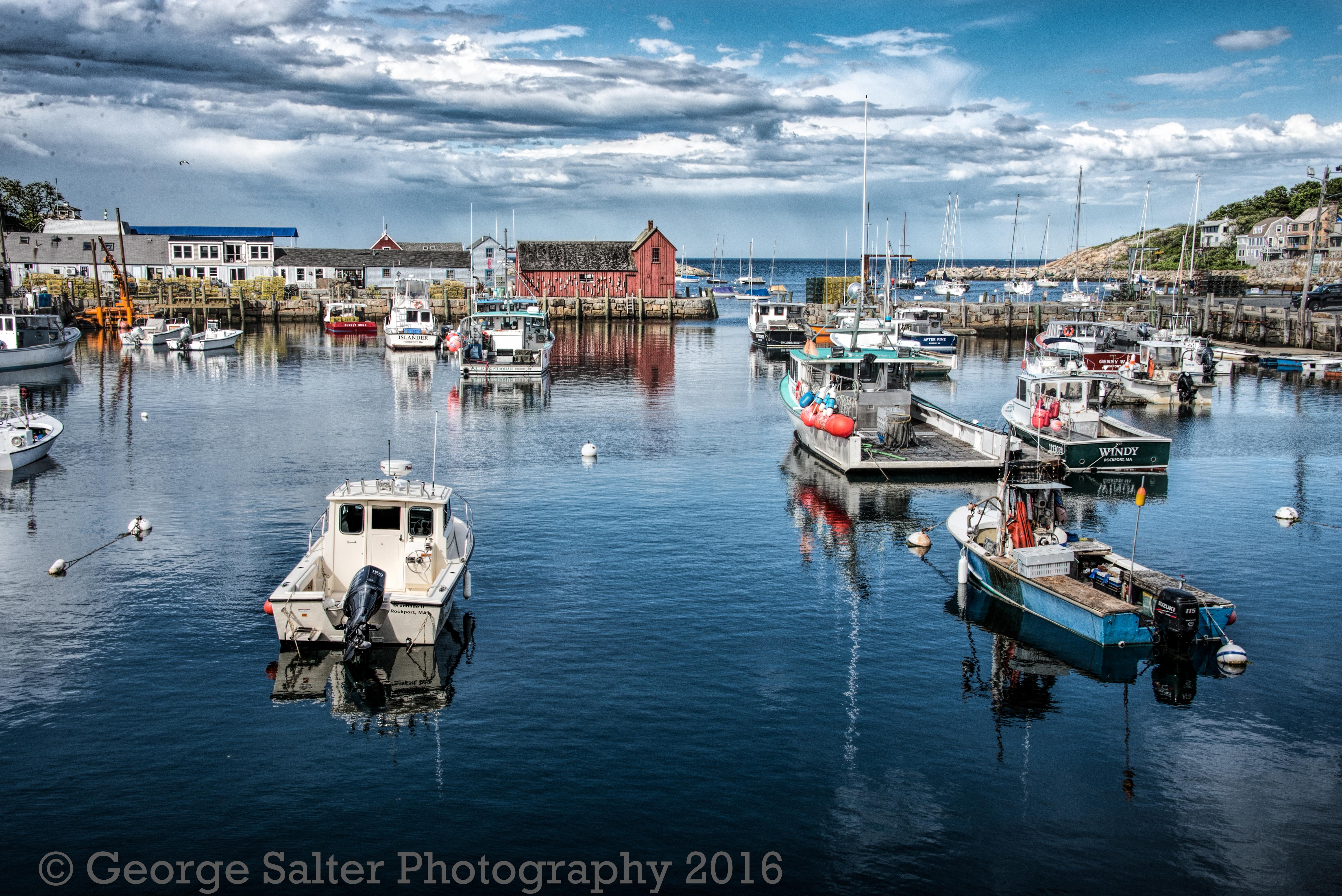 Rockport Harbor I