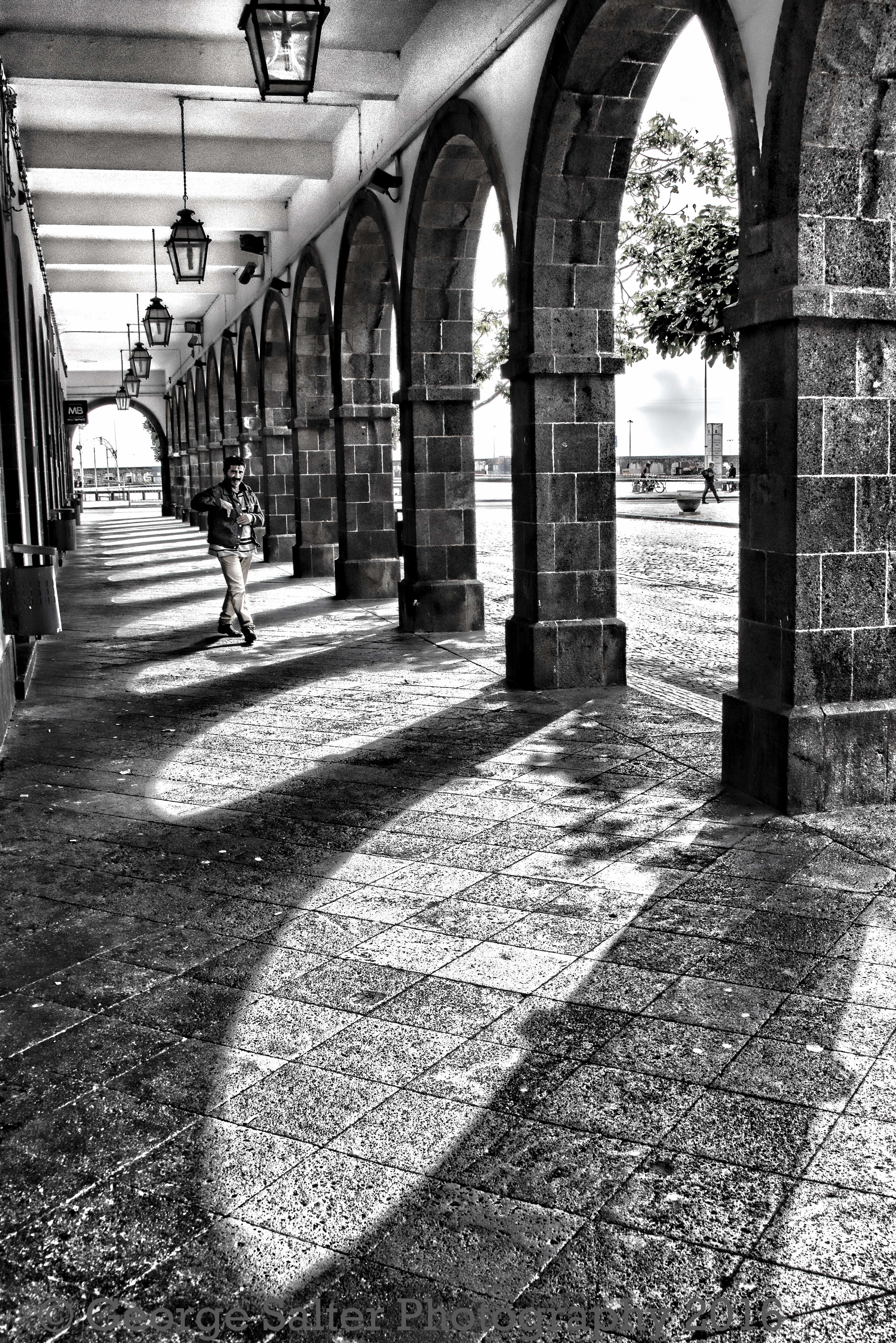 Shadows and Arches