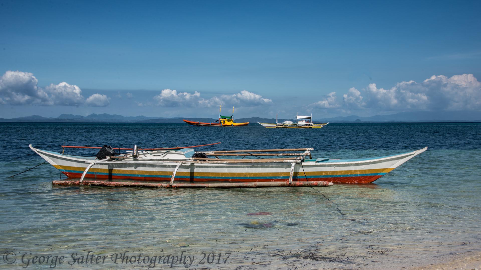 Malapascua Fishing Boat