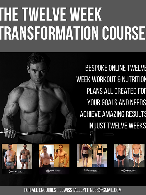 The Twelve Week Transformation Course