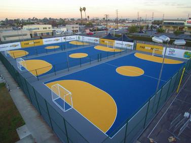 Futsal Courts