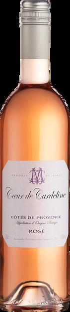 Coeur de Cardeline Provence Rose
