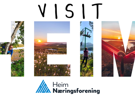 Har du fått med deg jobben vi har gjort med Visit Heim?