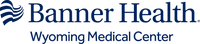 Banner Wyoming Medical Center logo blue.