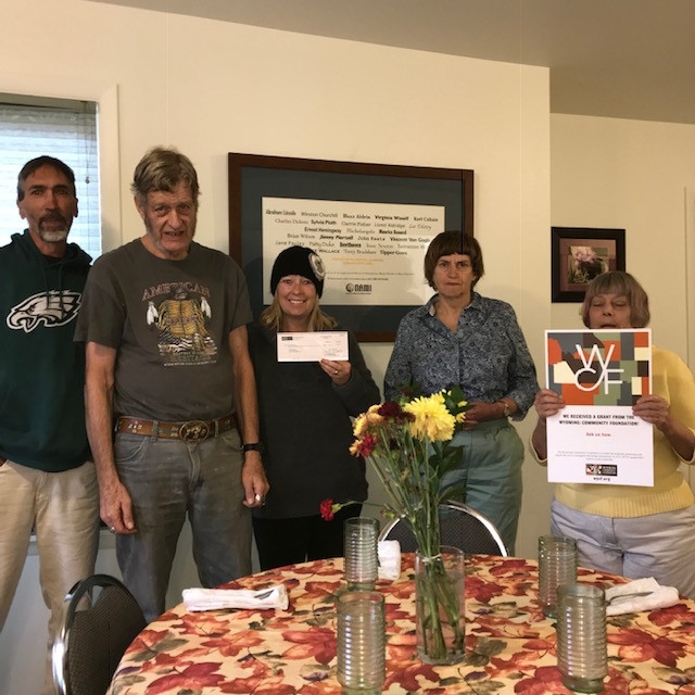 Wyoming Community Foundation Grant