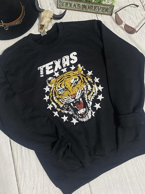 Texas Tiger Sweatshirt