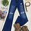 Thumbnail: Presley Distressed Flares