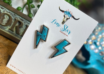 Turquoise Bolts