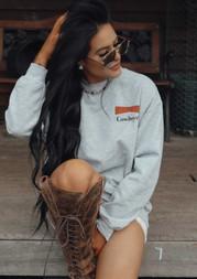 Marlboro Cowboy Sweatshirt