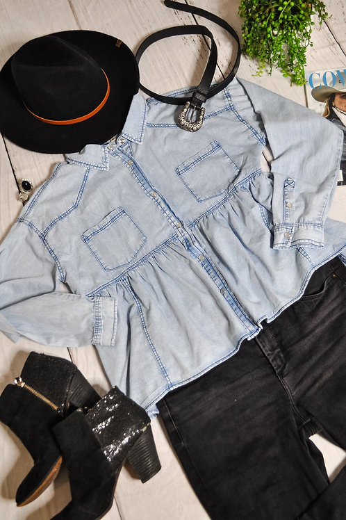 One & Only Chambray