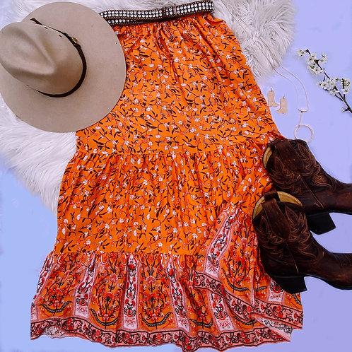 Kacey Maxi Skirt