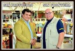 Sin protocolo-sin fronteras
