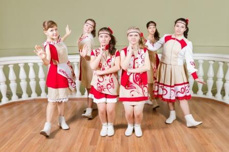 Красна девица Образцовый детский коллектив Творческая мастерская Фантазия_10071