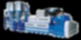 Станок для производства ПВС пластиковых палет