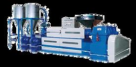 Máquina Peletizadora de PVC