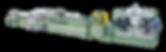 Экструзионная линия усиленных ПВС труб