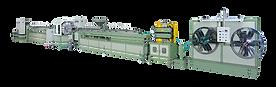 Máquina Para la Fabricación de Mangueras PVC Reforzado