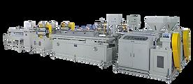 Máquina de Extrusión Para Perfiles WPC