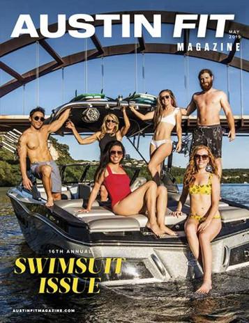 Ausitn Fit Magazine Swimsuit Issue 2019