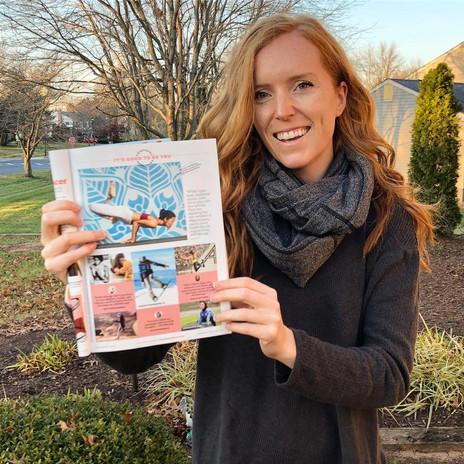 Womens Health Magazine Feature