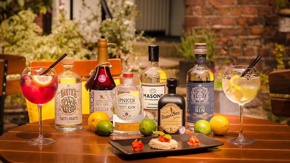 FRIDAY 22ND - Rare Gin Event Subscriber/Facebook Deal