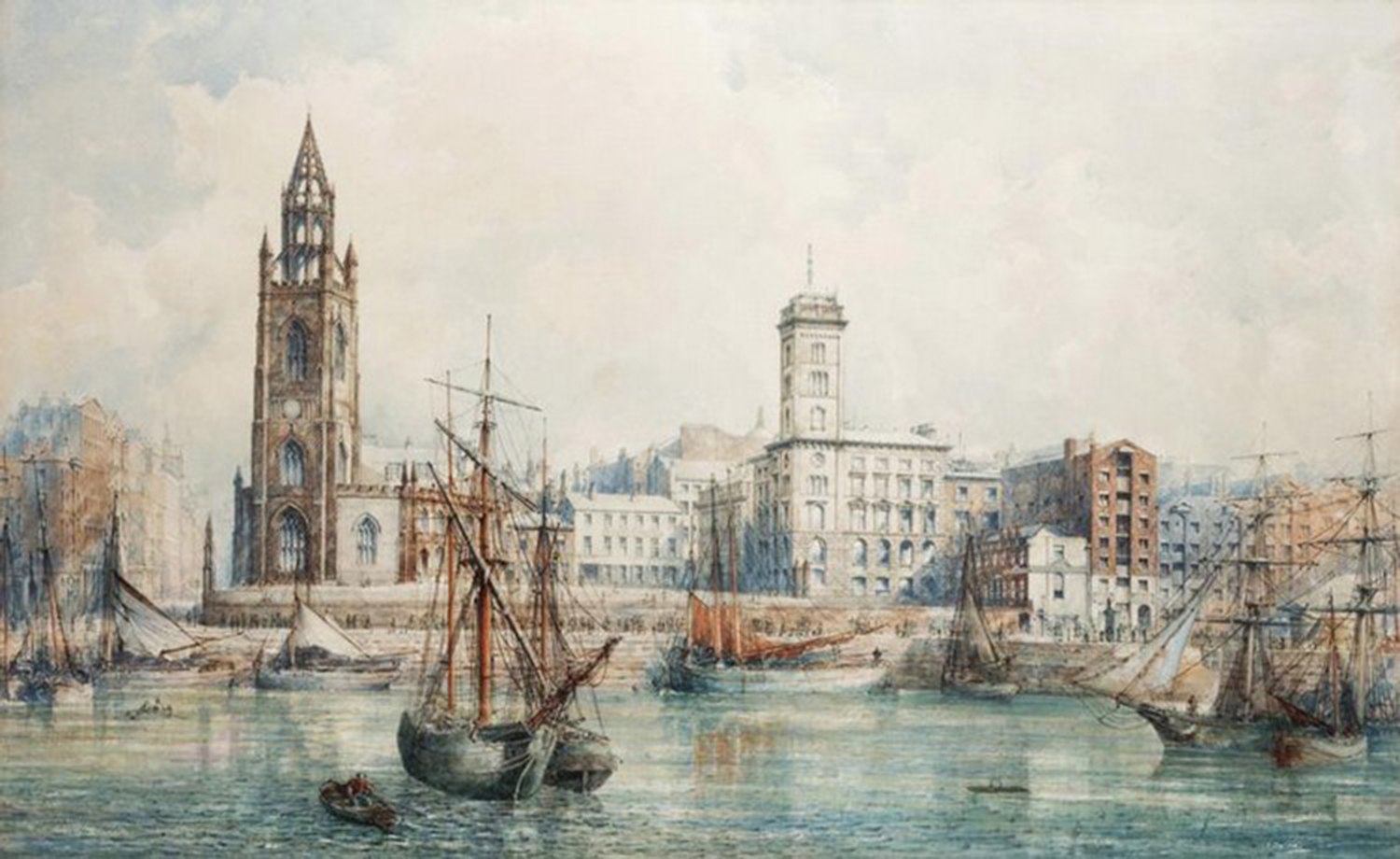Liverpool Docks Herdman 1862 copy